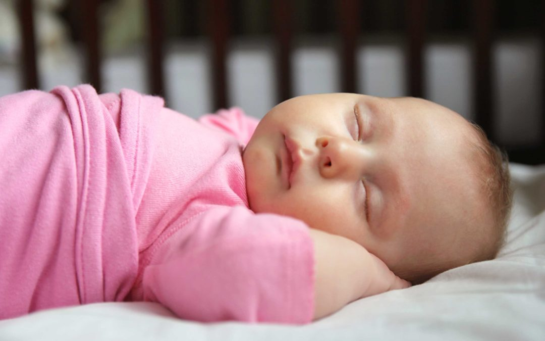 ideal sleep temperature for babies